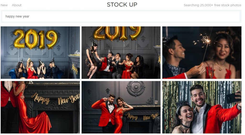 תמונות אינסטגרם מStock Up